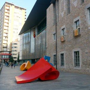 Delegacio Generalitat girona sense llaç groc - ACN