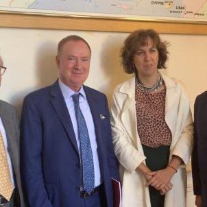 lozano senat francès Sutour @EmbEspFrancia