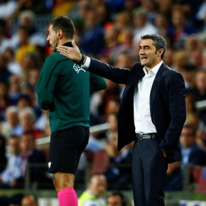 Ernesto Valverde Barca Inter EFE