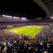 Camp Nou Barça Champions FC Barcelona