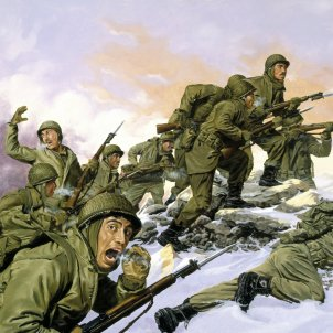Càrrega assalt militar (Dominic D'Andrea)