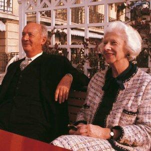 Vladimir and Vera Nabokov 1969 Giuseppe Pino Wikipedia