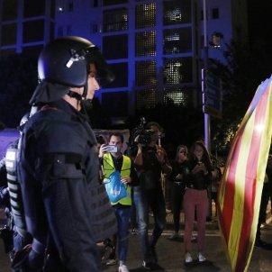 calella manifestacio contra guardia civil acn