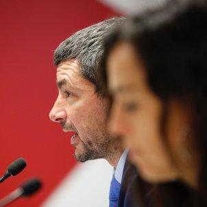 Mònica Roca i Joan Canadell Cambra Comerç   Sergi Alcàzar