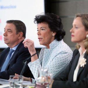 Calviño Celaá Planas Consell ministres EFE
