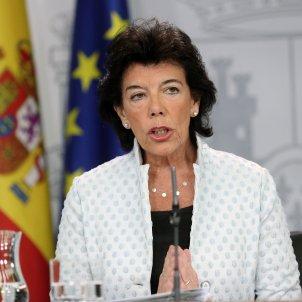 Isabel Celaá EFE