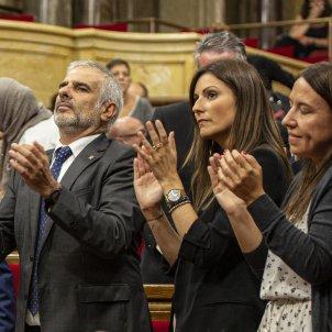 Lorena Roldan Carlos Carrizosa Ciutadans - Sergi Alcazar