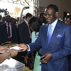 Obiang presidencials 2016