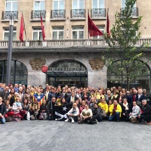Lleidatans Brussel·les Puigdemont
