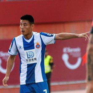 Wu Lei Mallorca Espanyol EFE
