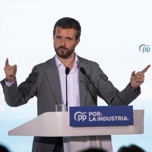 Pablo Casado PP Europa PRess