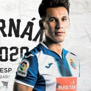 hernan Perez RCDE