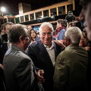 Antonio Costa Portugal eleccions 2019 EFE
