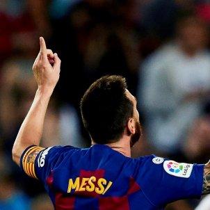 Messi cel Barca Sevilla EFE