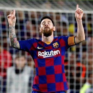 Messi dits Barca Sevilla EFE