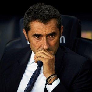 Ernesto Valverde Barca Sevilla EFE