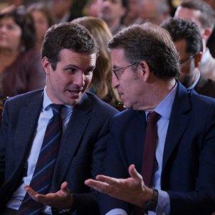 Núñez Feijóo Pablo Casado 20181214 2 (PP de Galicia)