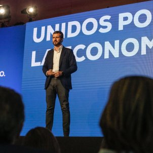 Pablo Casado - Europa Press
