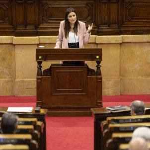 Mocio de Censura Parlament Lorena Roldan - Sergi Alcàzar