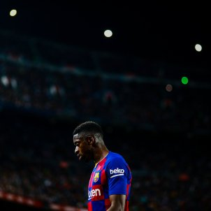 Ousmane Dembele sol Barca Sevilla Europa Press