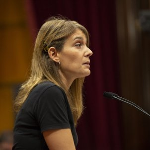Jessica Albiach Comuns Mocio de Censura Parlament - Sergi Alcàzar