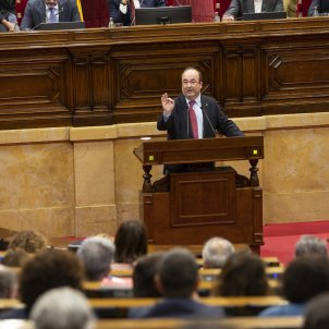 Miquel Iceta PSC Mocio de Censura Parlament - Sergi Alcàzar