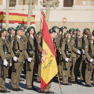 Jurament de Bandera Exercit Caserna del Bruc - Sergi Alcàzar