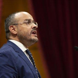 Alejandro Fernandez PP Mocio de Censura Parlament - Sergi Alcàzar