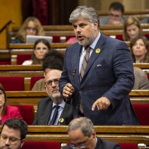 Albert Batet Mocio de Censura Parlament - Sergi Alcàzar