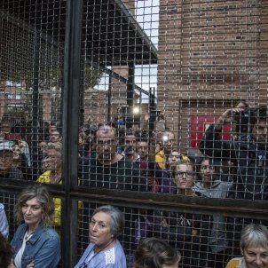 Escola col·legi votacio votacions Referendum 1-O - Sergi Alcàzar