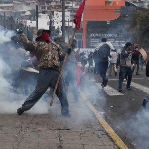 protestes equador - Efe