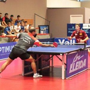 Tennis taula Foto CTT Borges
