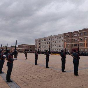EuropaPress 2417527 Acto de celebración de la Patrona de la Guardia Civil en Catalunya en la comandancia de Sant Andreu de la Barca (Barcelona)