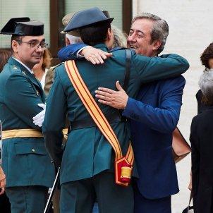 Fiscal Javier Zaragoza Guàrdia Civil Sant Andreu de la Barca EFE