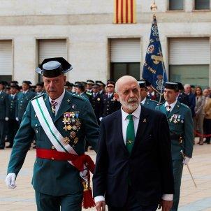 Félix Vicente Azón Pedro Garrido Guàrdia Civil Sant Andreu Barca EFE