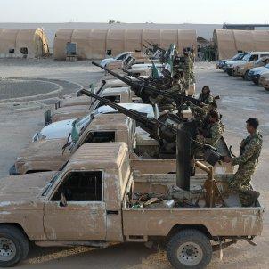 exercit nacional siria - efe