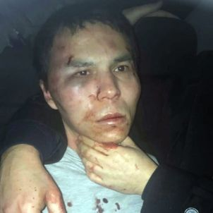 Terrorista Istanbul efe