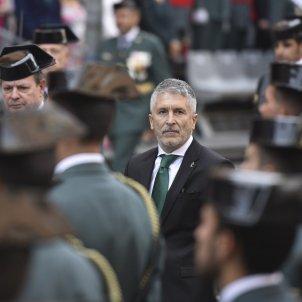 Fernando Grande Marlaska Guàrdia Civil Huesca Europa Press