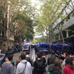 Arran desnonament carrer Lleida