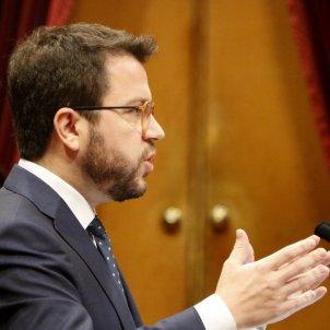 Pere Aragonès Parlament - ACN