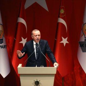 Recep Tayyip Erdogan efe