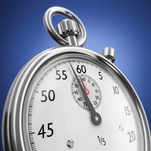 Cronòmetre rellotge temps (Gino Crescoli)