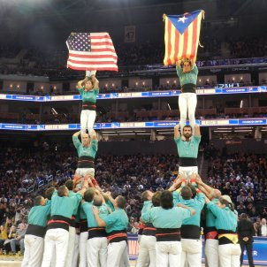 Castellers Vilafranca Golden State Warriors @elverds