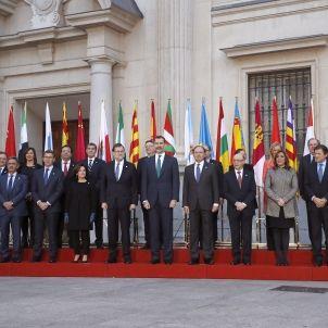 foto familia conferencia presidents efe