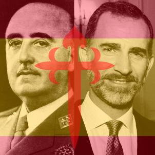 DIA HISPANITAT 12 octubre Franco Felipe VI - Youtube