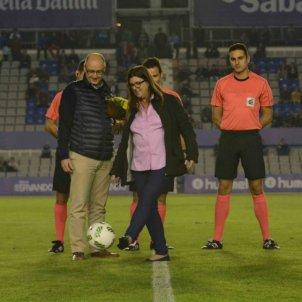 CE Sabadell vs UE Llagostera