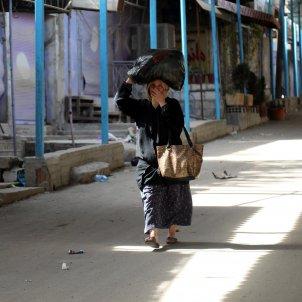 desplaçat kurd nord siria - efe