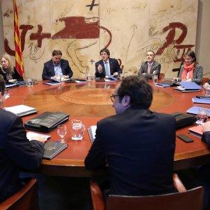 Puigdemont consell executiu Jordi Bedmar