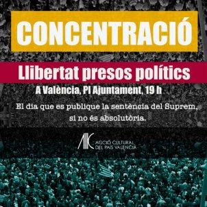 país valencia protestes sentencia acpv