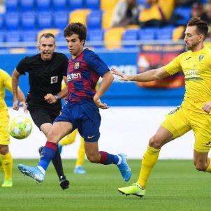Riqui Puig Barca b FC Barcelona